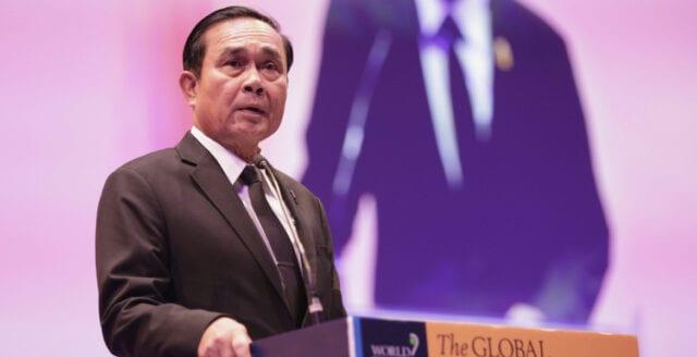 Thailand blockerar porrjätte