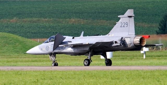 Uppgifter: USA spionerade på Saab via Danmark