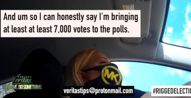 Omfattande demokratiskt valfusk avslöjat i Texas
