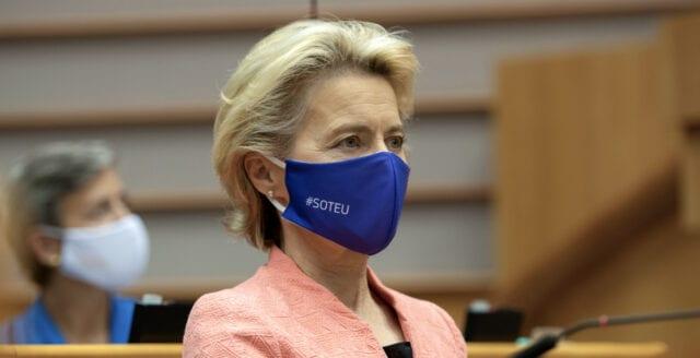 """EU-chef hoppas på massvaccinationer före jul: """"Medlemsländerna måste göra sig redo"""""""