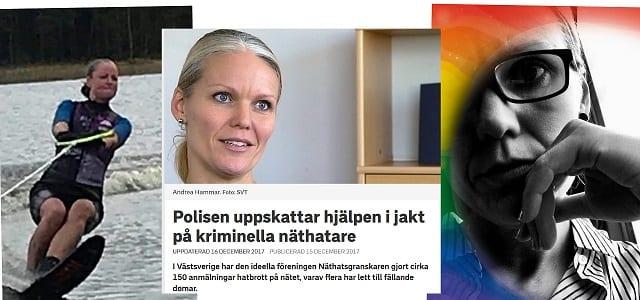 Andra Hammar & Susanna Carlsen