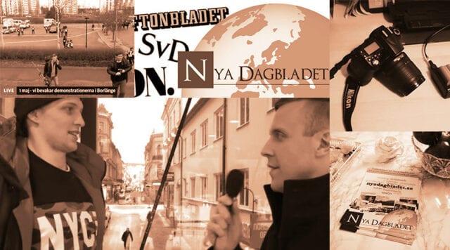 """Nya Dagbladet nekas statligt mediestöd – """"arbetar för mycket ideellt"""""""