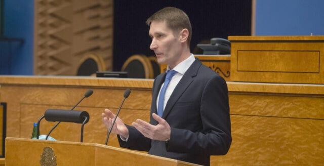 """Utredaren i Estlands parlament: """"Svenska myndigheter vill dölja de verkliga orsakerna till Estoniakatastrofen"""""""