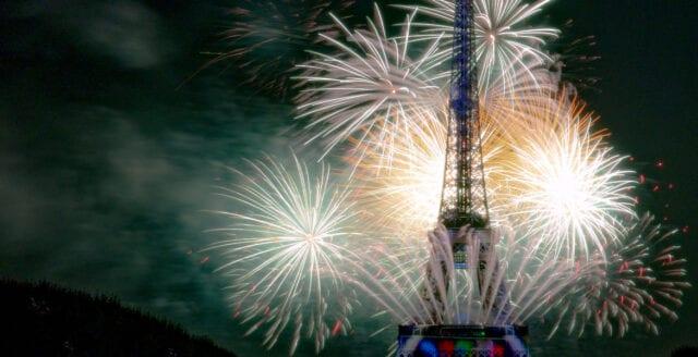 Utegångsförbud på nyårsafton blir verklighet i Frankrike
