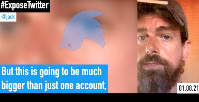 Twitter-VD i ny videoläcka: Censuren ska intensifieras