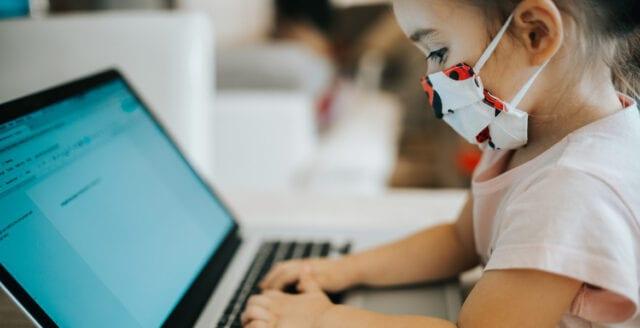 Vanlig influensa mer dödligt för barn än covid-19