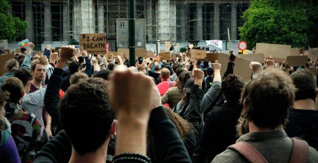 Polisfacket larmar om upplopp och kaos i Bryssel