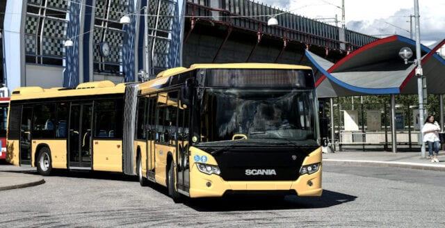 Busschaufför grovt misshandlad i Växjö
