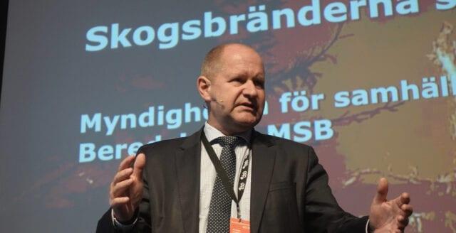 Dan Eliasson avgår från MSB – får behålla full lön och förmåner