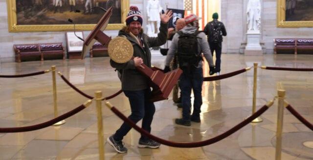 Protesterna vid Kapitolium – detta har hänt