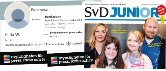 SvD Junior Hilda Wall Gullstrand