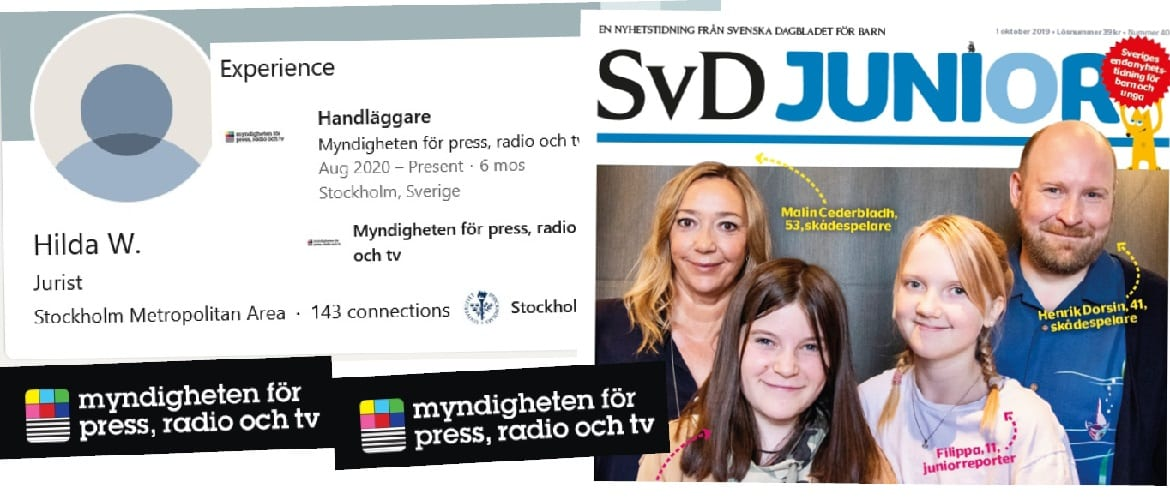 SvD Junior Hilda Wall Gullstrand