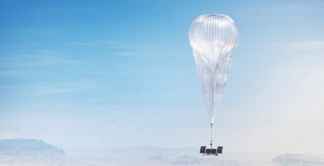 Alphabet skrotar planer för ballonginternet