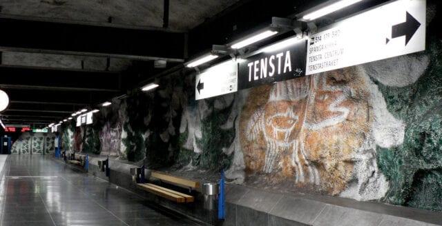 Tre skjutna i Tensta – en död