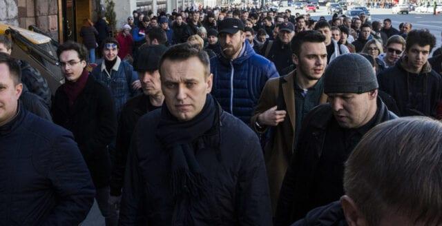 Det här är Aleksej Navalnyj