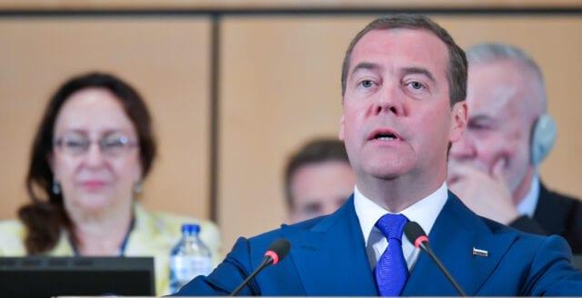 Ryssland redo att slå av det globala internet