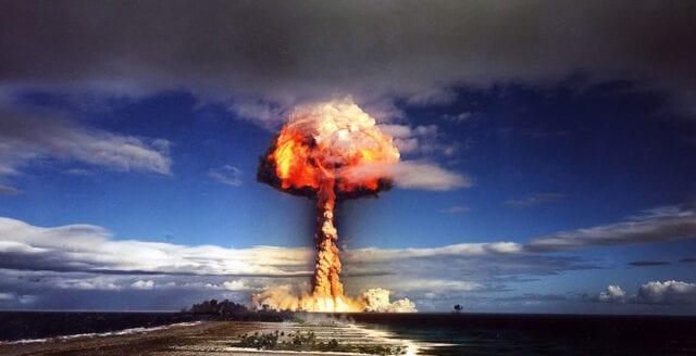 Viceamiral: Kärnvapenkrig kan bli verklighet