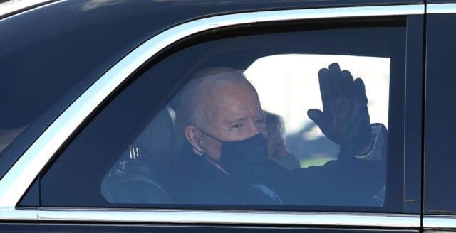 Time: Organiserad skuggkampanj förde Biden till Vita huset