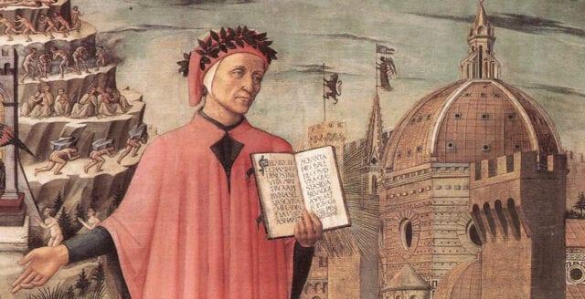 Ättling vill rentvå Dante i domstol