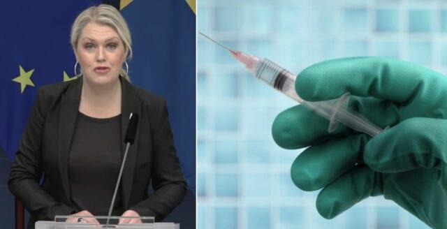 Nu blir vaccinationspass verklighet i Sverige