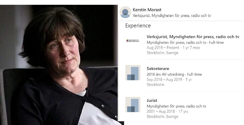 Kerstin Morast MPRT