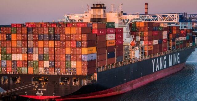 Nu är Kina Europas största handelspartner
