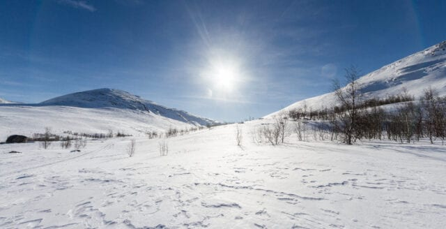 Kontroversiellt solexperiment genomförs i Kiruna