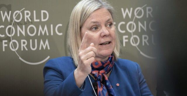 Magdalena Andersson förväntas bli ny S-ledare