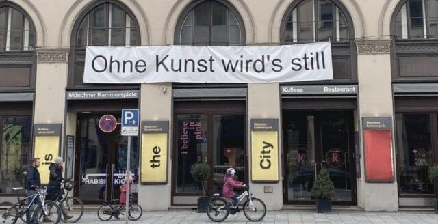 Priset för nedstängningspolitiken: Hälften av Tysklands företag i ekonomiskt nödläge