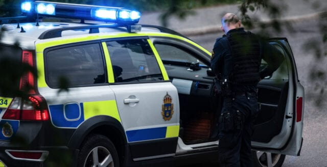 Markant ökning av kniv- och skottskador i Sverige