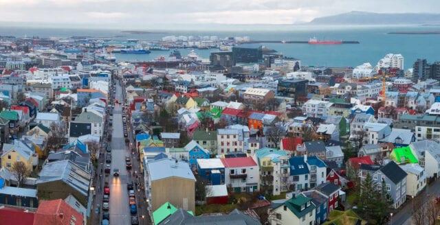 Utlänningar gripna för mord i Reykjavik