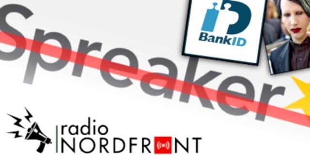 Spreaker stänger av Radio Nordfront