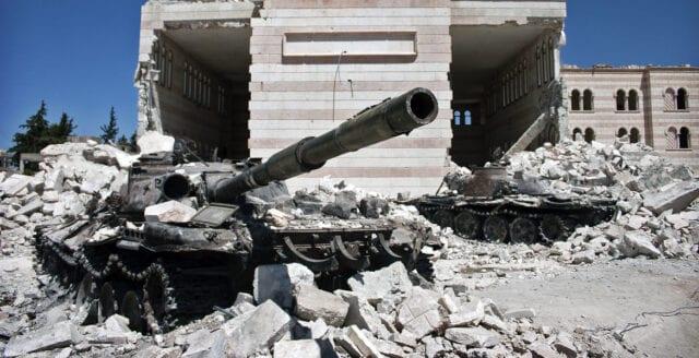 Mainstreammedias krokodiltårar över det sargade Syrien