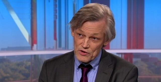 Göran Lambertz häktad för våldtäkt