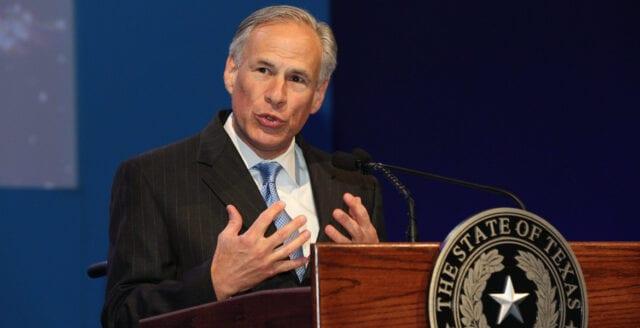 Tvingande ansiktsmask blir straffbart i Texas