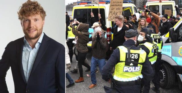 """""""Öppna upp Sverige – Nu!"""""""