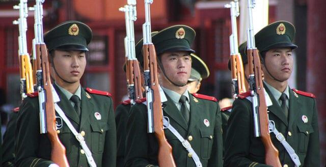 Tidigare korrespondent: Kina förbereder för krig