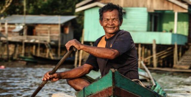 Forskare: Sydostasiater bär DNA från två olika människoarter