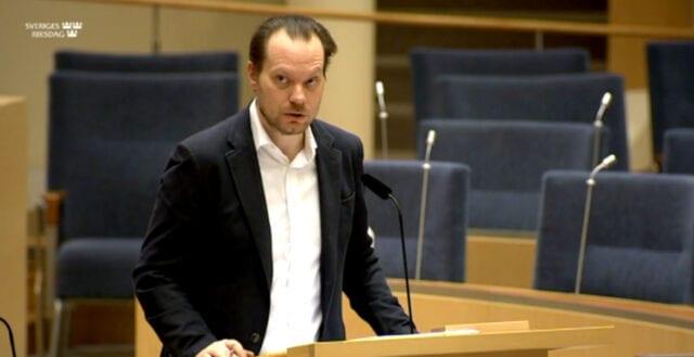 SD-ledamot kritisk till godtyckligt mediestöd