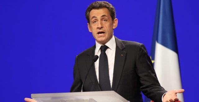 Sarkozy döms till fängelse för korruption