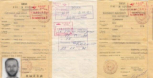 UD-anställd utfärdade felaktiga visum till afghaner
