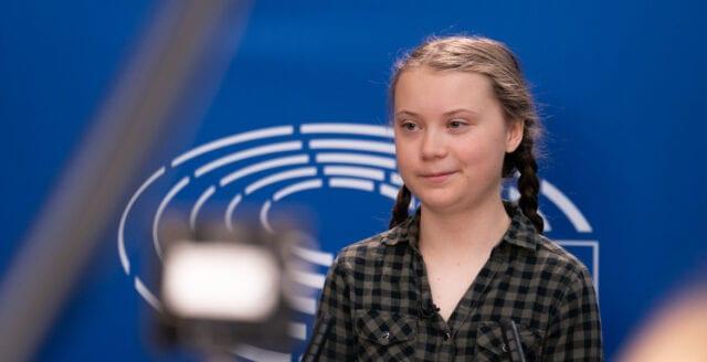 Greta Thunberg donerar miljon till globalistiskt massvaccinationsprogram