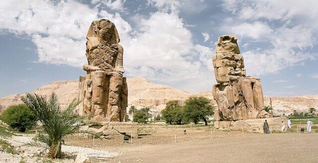 3000-årig stad hittad i Egypten