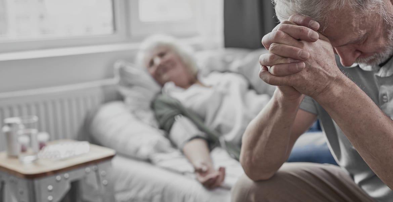 Tre vaccinerade döda på äldreboende