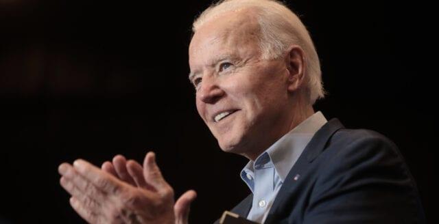 """Biden: """"Positivt att vita blir en minoritet"""""""