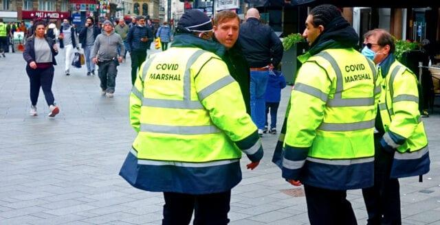 """Coronapoliser"" kan patrullera England – fram till 2023"