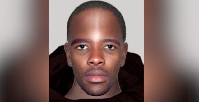 Polisen släpper fantombild på gruppvåldtäktsman