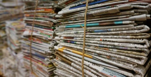 Tidningsutgivarna: Lägg ner presstödet