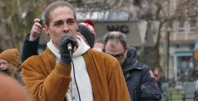Frihetsaktivist överklagar vite för brott mot pandemilagen