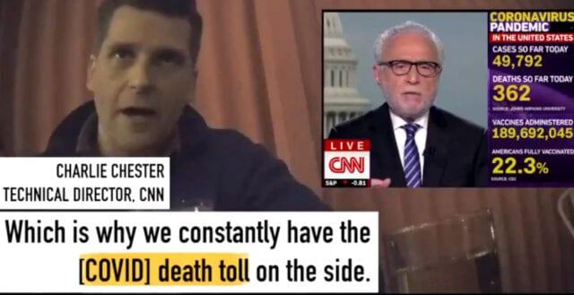 CNN-direktör avslöjar hur kanalen manipulerar tittarna